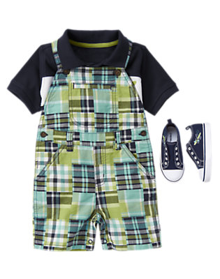 Junior Wingman Outfit by Gymboree