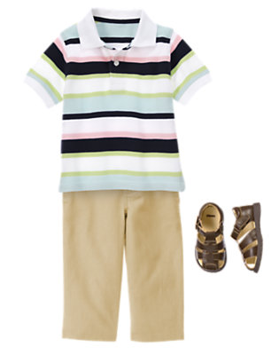 Spring Picnic Outfit by Gymboree