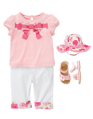 Bow Sweetness Outfit by Gymboree