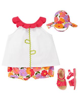 Precious Petal Outfit by Gymboree