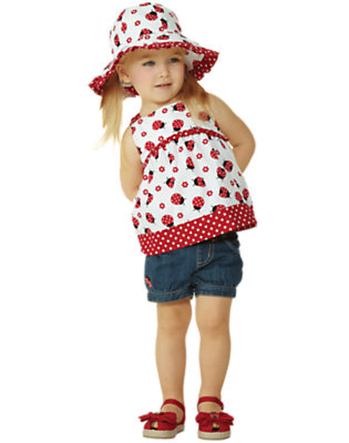 Sunny Sweetie Outfit by Gymboree