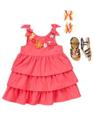 Island Princess Outfit by Gymboree