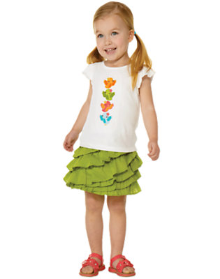 Twitter & Twirl Outfit by Gymboree