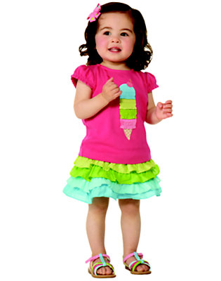 Ice Cream Sweetie Outfit by Gymboree