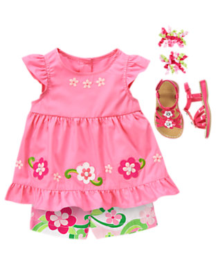 Blooming Cute Outfit by Gymboree