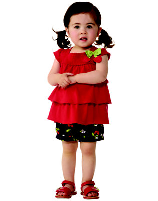 Twirly Girl Outfit by Gymboree
