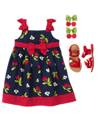 Fruity Cutie Outfit by Gymboree