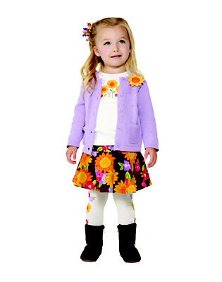 Flower Friends Outfit by Gymboree