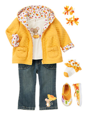 Smart and Cute Outfit by Gymboree