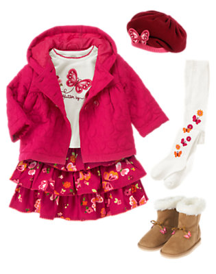 Flutter By Outfit by Gymboree