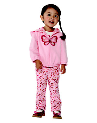 Fluttery Cute Outfit by Gymboree