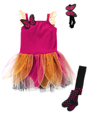 Baby Bright Butterfly Outfit by Gymboree