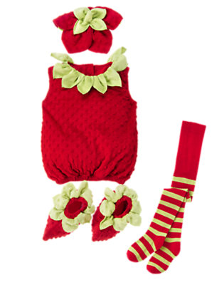 Baby Strawberry Outfit by Gymboree