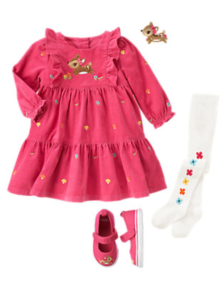 Fashionable Fawn Outfit by Gymboree