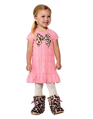 Toddler Girl's Petite Leopard Outfit by Gymboree