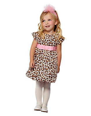 Wild For Leopard Outfit by Gymboree