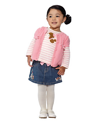 Chic Darling Outfit by Gymboree
