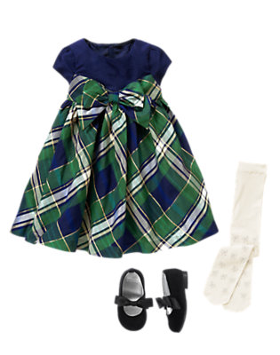 Toddler Girl's Cherished Traditions Outfit by Gymboree