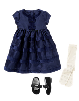 Sweet Sapphire Outfit by Gymboree