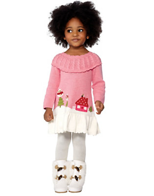 Winter Owl Outfit by Gymboree