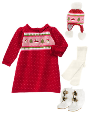 Sweater Darling Outfit by Gymboree
