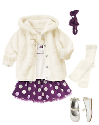 Toddler Girl's Snowflake Sweetie Outfit by Gymboree
