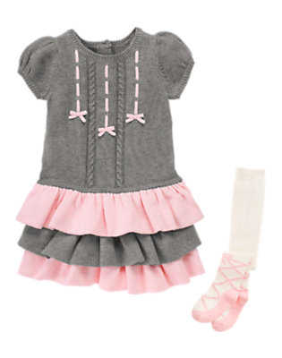 Darling Dancer Outfit by Gymboree