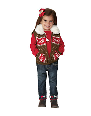 Fair Isle Cozy Outfit by Gymboree