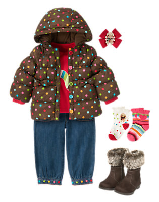 Hooray For Winter! Outfit by Gymboree