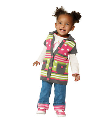 Toddler Girl's Wild About Mommy Outfit by Gymboree