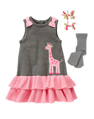 Twirly Giraffe Outfit by Gymboree