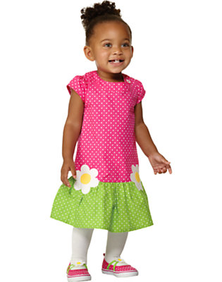 Delightful Dots Outfit by Gymboree