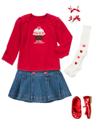 Little Cupcake Outfit by Gymboree