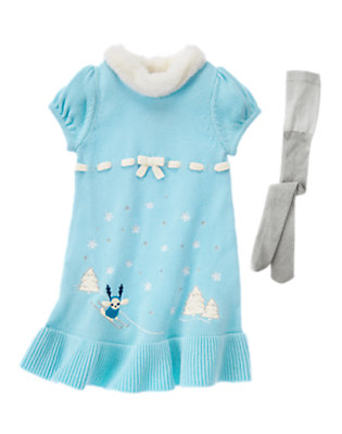 Winter Wonderland Outfit by Gymboree