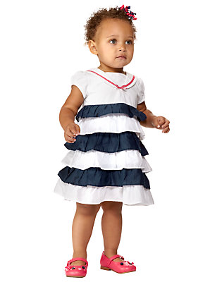 Toddler Girl's Baby Breeze Outfit by Gymboree