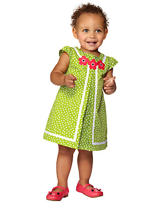 Toddler Girl's Little Blossom Outfit by Gymboree