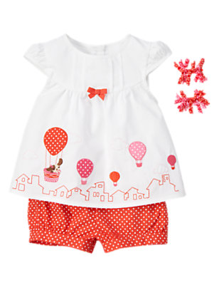 Up, Up And Away! Outfit by Gymboree