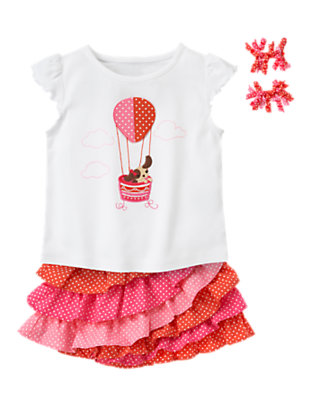 Toddler Girl's Springtime Fun Outfit by Gymboree