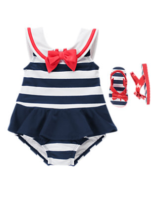 Sailing Sweetie Outfit by Gymboree