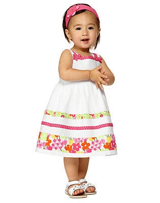Tea Time Sweetie Outfit by Gymboree