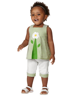 Springtime Daisy Outfit by Gymboree