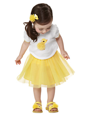 Darling Duckling Outfit by Gymboree