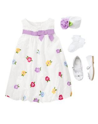 Lovely Blossom Outfit by Gymboree