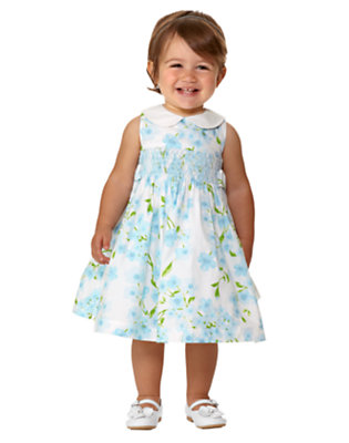 Toddler Girl's Blooms & Bows Outfit by Gymboree