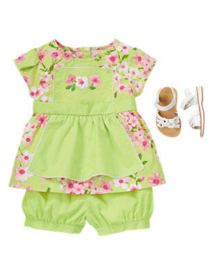 Toddler Girl's Little Flower Girl Outfit by Gymboree