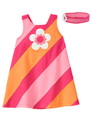 Flower Dazzle Outfit by Gymboree