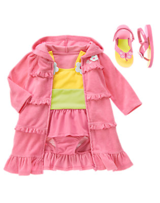 Beachy Butterfly Outfit by Gymboree