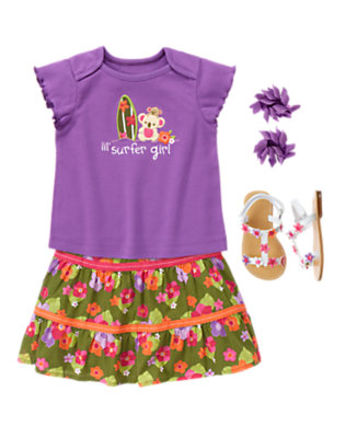 Surfin' Koala Outfit by Gymboree