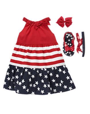 Fourth Of July Sweetie Outfit by Gymboree