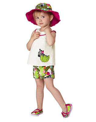 Jungle Jaunt Outfit by Gymboree